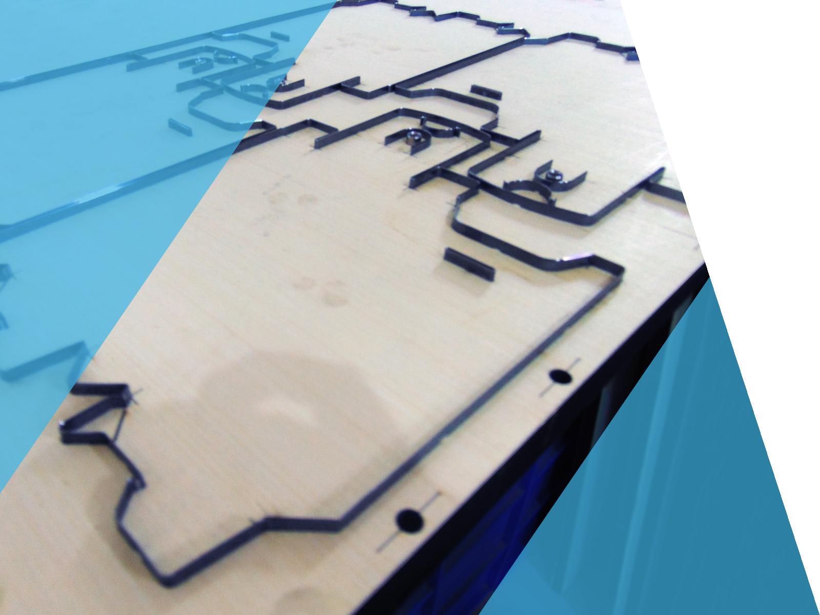 délai des prototypes HLP Klearfold