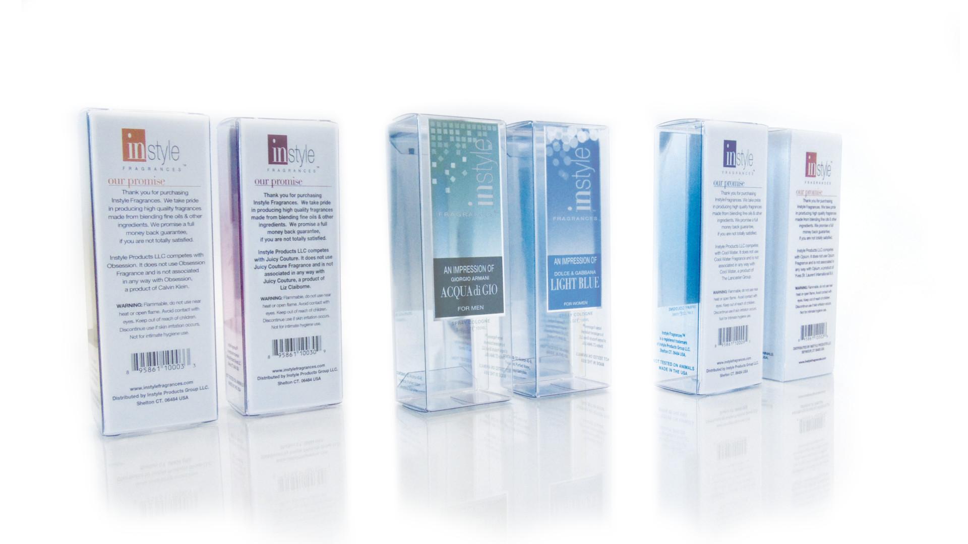 HLP Klearfold packaging de très haute qualité
