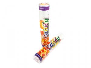 HLP Tube bonbon plastique